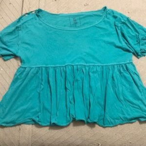Free people Odessy top